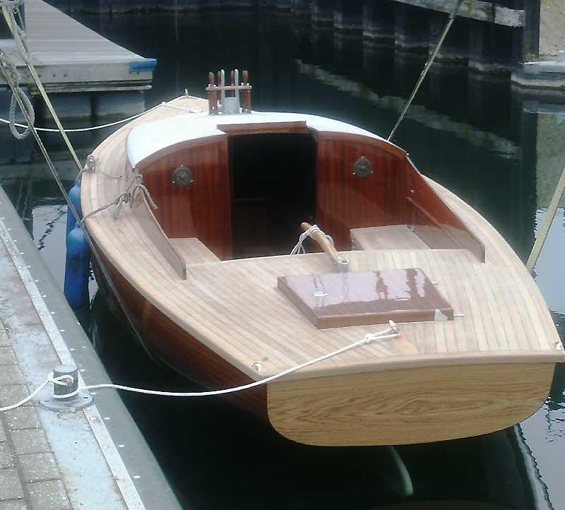 Turbo Bootswerft Sebastian Funger ::: Kempen ::: Die VÄSTBRIS-Yacht TZ65